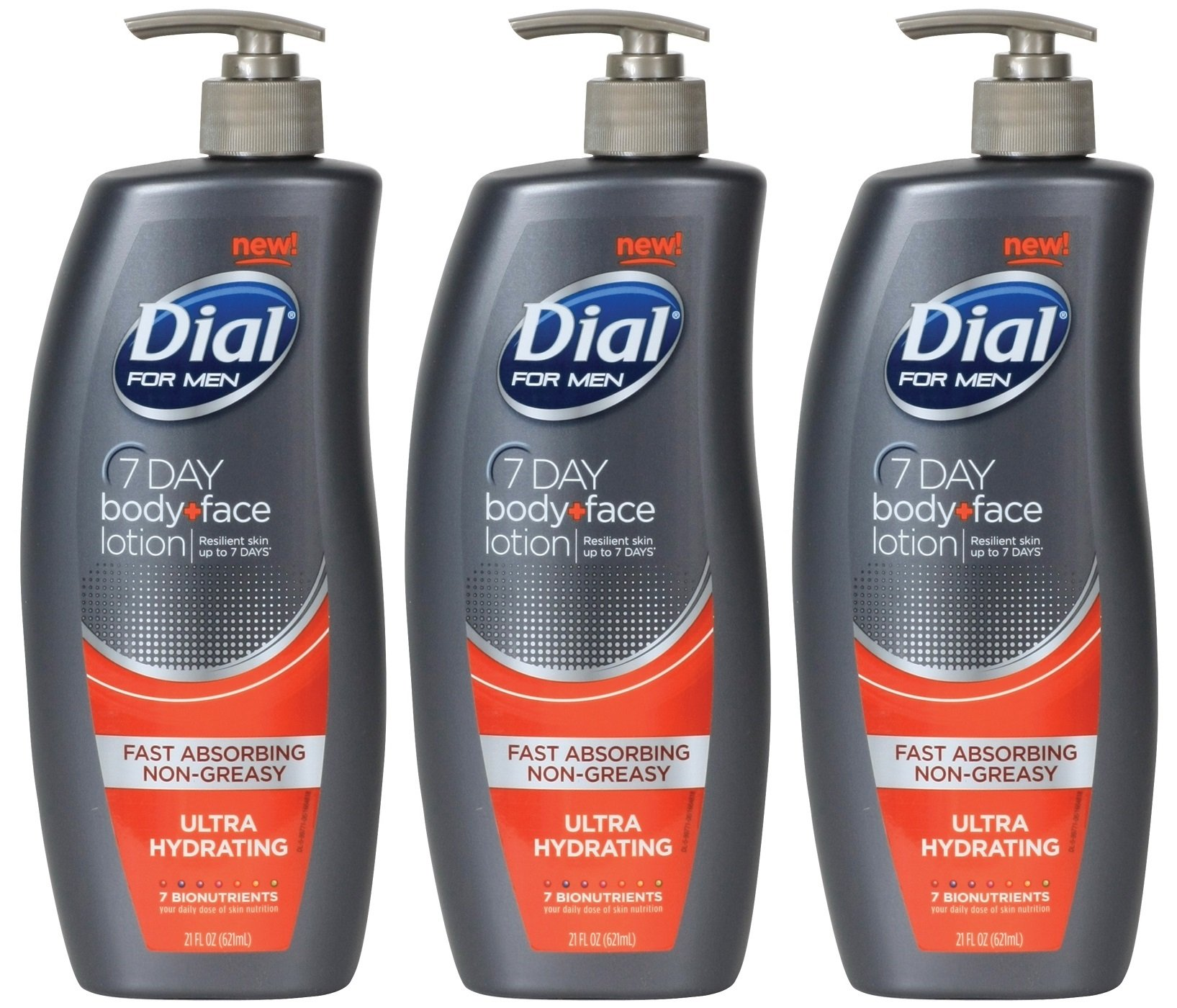 Dial Replenishing Body Face Lotion