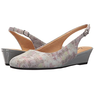Trotters Lenore (Light Multi Printed Graphic Leather) Women
