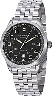 Victorinox Swiss Army Men's 241508 Automatic Stainless Steel Watch