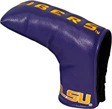 Team Golf NCAA Golf Club Vintage Blade Putter Headcover, Form Fitting Design, Fits Scotty Cameron, Taylormade, Odyssey, Titleist, Ping, Callaway