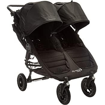 Baby Jogger City Mini GT2 Double Stroller, Black