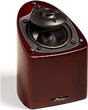 Mirage Nanosat Prestige Small High-Performance Speaker (Single, High Gloss Rosewood)