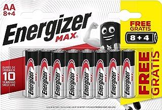 Energizer 153581 Pilas alcalinas, Multicolor, 12