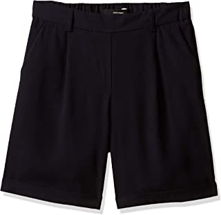 Nero Taglia Produttore: Medium Black Vero Moda NOS Vmhot Seven Nw DNM Fold Shorts Mix Noos 44