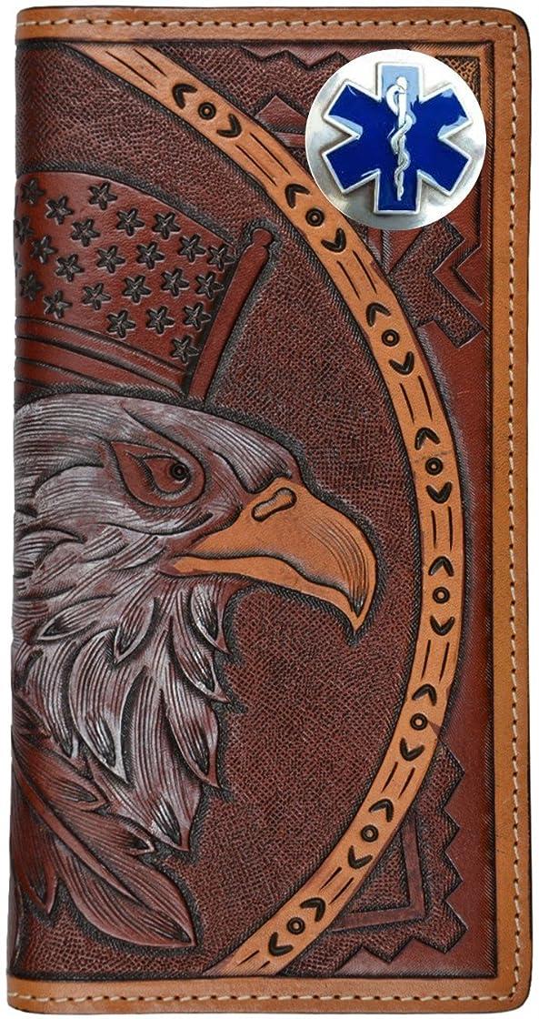 ラッドヤードキップリングミュージカル一過性Genuine Texas Brand ACCESSORY メンズ US サイズ: Large カラー: ブラウン