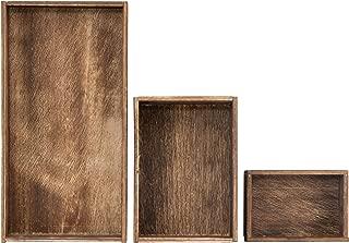 Tim Holtz, Advantus TH93782 Vignette Set Wooden Boxes, Brown