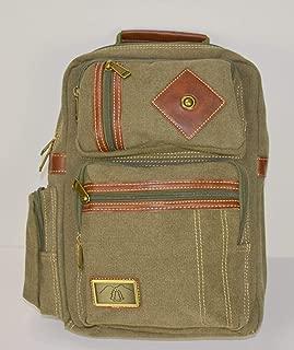 Camille Conceals Ranger Concealed Carry Canvas Sling Bag