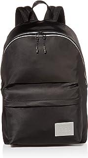 HUGO by Hugo Boss Men's Record Hugo Backpack, black iron, One Size