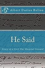 civil war hospital steward