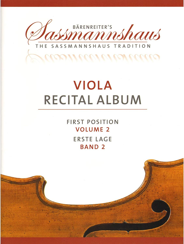 Boston Mall Viola Recital Album - Volume 2 Max 43% OFF