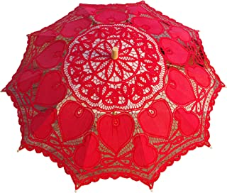 Best ivory heart umbrella Reviews