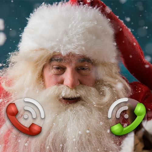 Call from santa claus 2021 - xmas time santa call