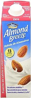 Almond Breeze Bebida de Almendra Cappuccino - Paquete de 6 x 1000 ml - Total: 6000 ml