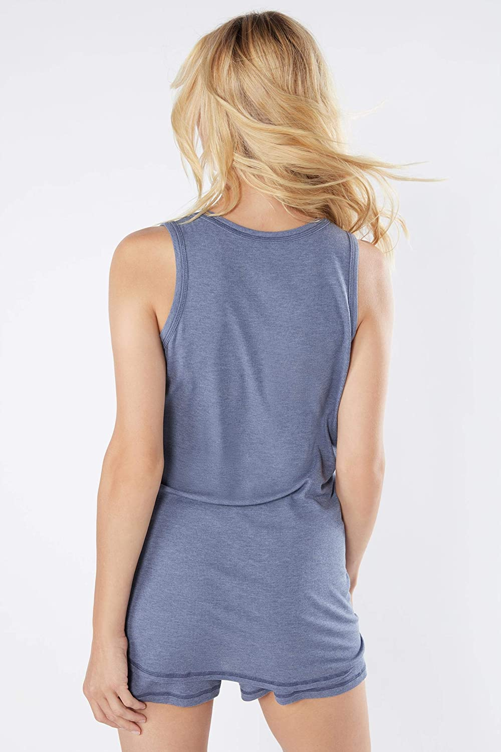 Intimissimi Womens Ribbed Modal Blend Camisole