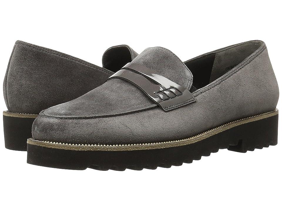 8ac8de5a46f Paul Green Kianna (Iron Combo) Women s Slip on Shoes