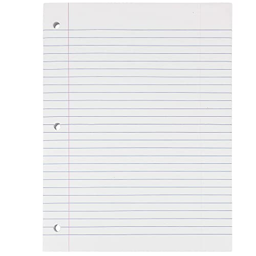 White Lined Paper: Amazon.com