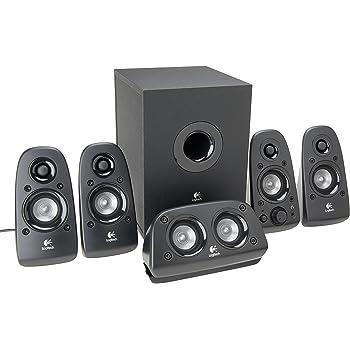 Logitech - Z506 - Sistema de Audio Surround Sound - Negro