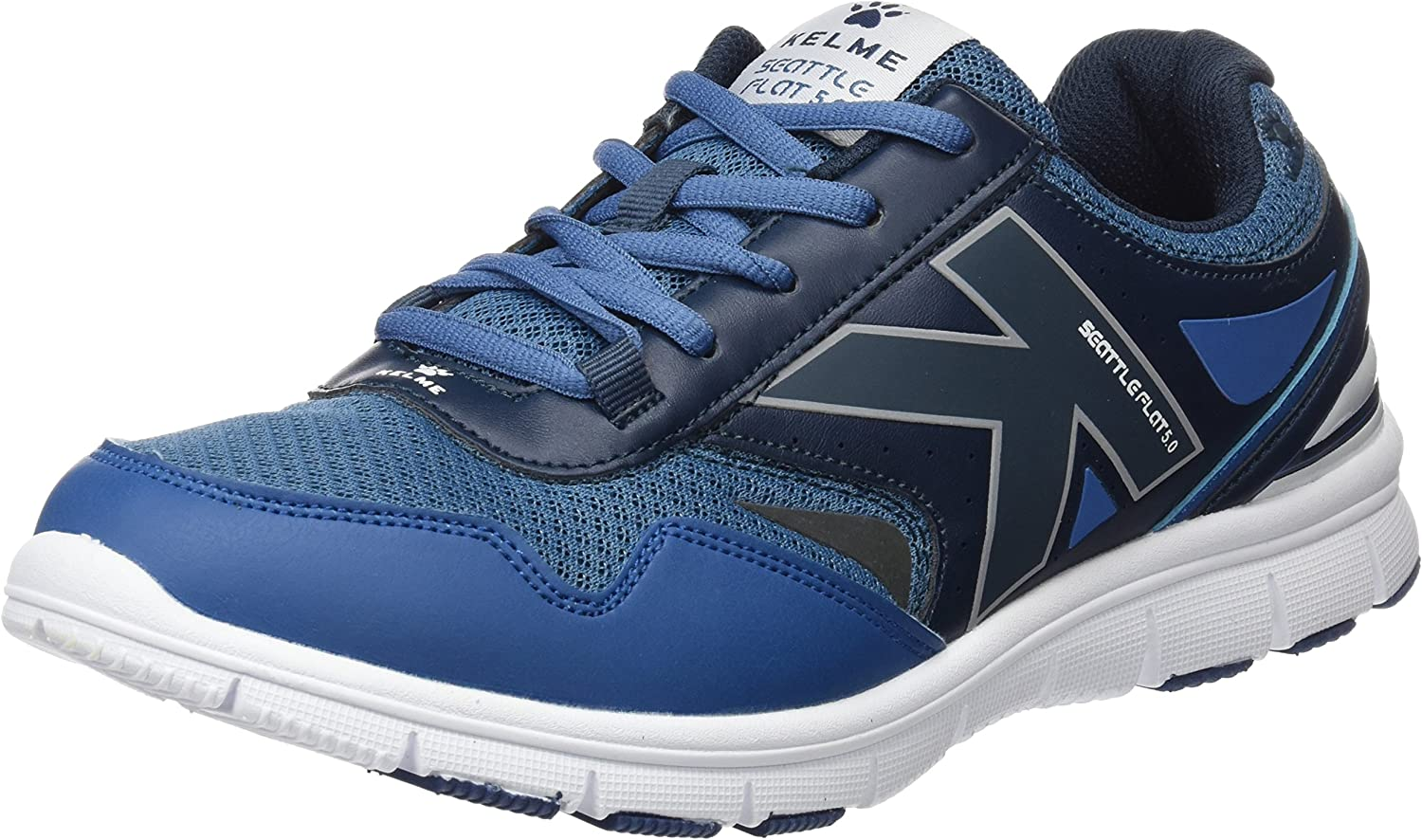 Kelme Men's Seattle Flat 5.0 Low-Top Sneakers