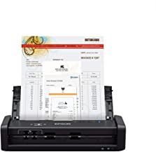 ES-300WR Wireless Color Portable Duplex Document Scanner Accounting Edition for PC and..
