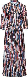 Plisseerock Plissee Rock BC891 mehrfarbiges Abendkleid Partykleid Kleid Bluse m