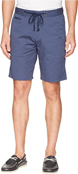 Malibu Drawstring Stretch Shorts