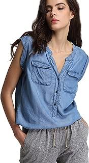 Best warehouse denim shirt dress Reviews