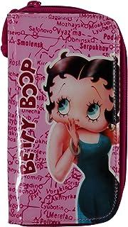 Femmes Portefeuille Official Licensed Betty Boop Mini Sac à Main porte-carte Lady/'s Porte-monnaie