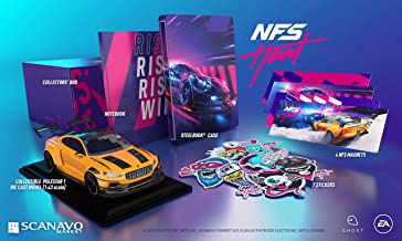 NEED FOR SPEED HEAT COLLECTORS EDITION (PS4)