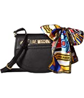 LOVE Moschino - Crossbody Bag with Scarf