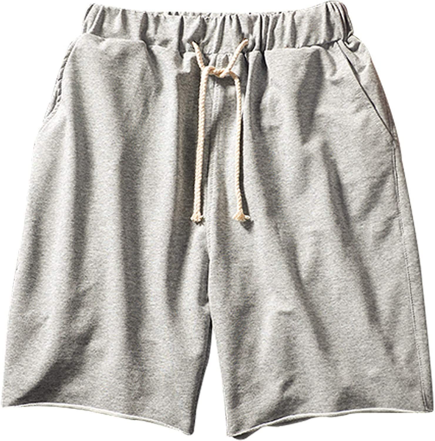 Men's European and American Trend Shorts Loose Max 85% OFF Comfortabl Summer Limited price sale