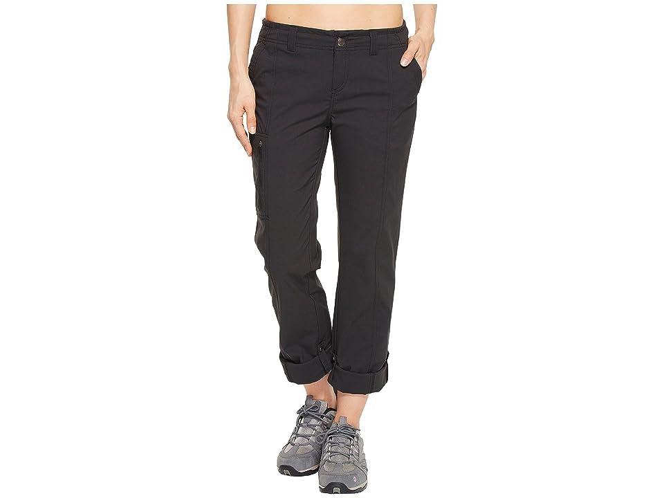Royal Robbins Discovery Pants (Jet Black 1) Women