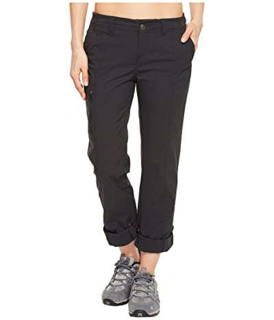 Royal Robbins Discovery Pants (Jet Black 1) Women