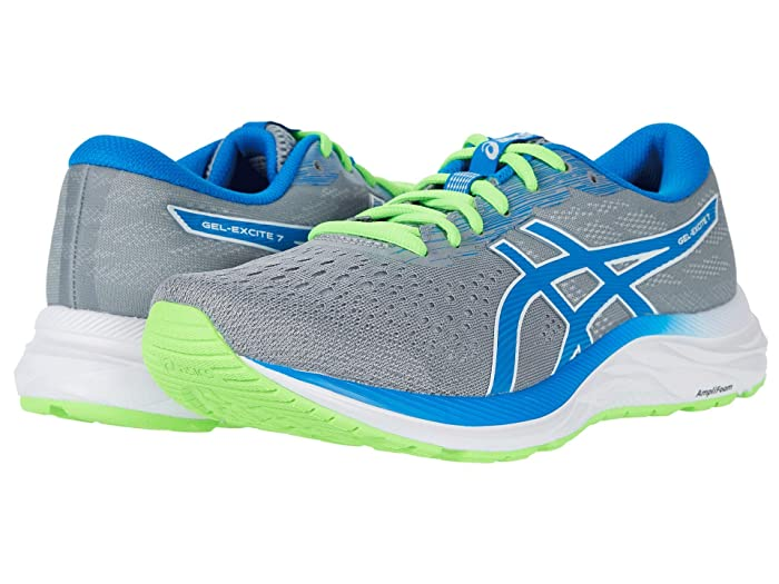ASICS  GEL-Excitetm 7 (Sheet Rock/Directoire Blue) Mens Running Shoes