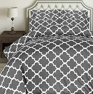 yellow and gray king size bedding