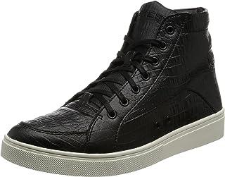 Diesel 男士 Fashionisto S-Groove 中帮时尚运动鞋