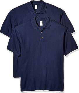 Men's Ultra Cotton Pique Sport Shirt, 2-Pack