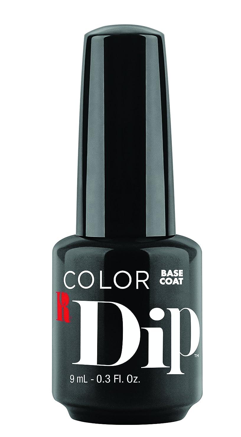 やりがいのある下線従来のRed Carpet Manicure - Color Dip - Base Coat - 9 ml/0.30 oz