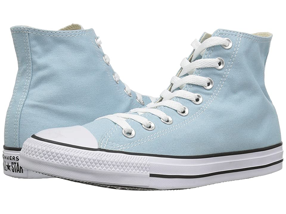 Converse Chuck Taylor(r) All Star(r) Seasonal Color Hi (Ocean Bliss) Lace up casual Shoes