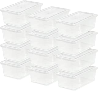 Best clear plastic containers with lids Reviews