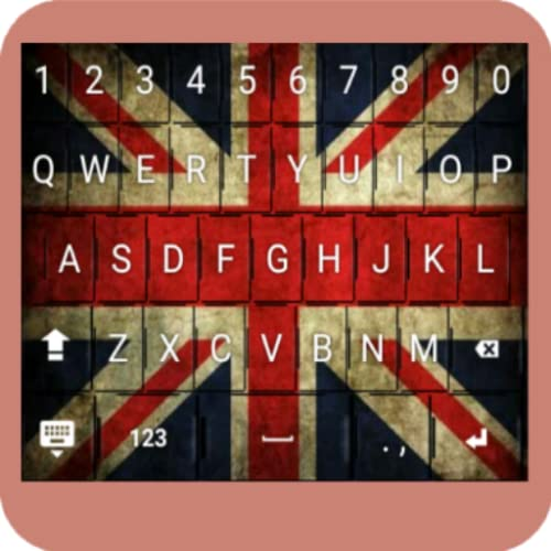 Flag Keyboard