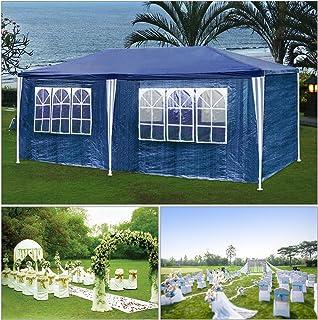 HGR carpas carpa 3x6m azul camping Posibilidad de playa