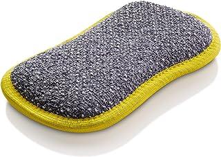 E-Cloth Tvättdyna, Grå, 9.5 x 1.9 x 21.6 cm