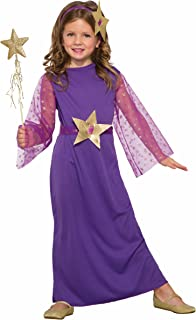 Forum Novelties 79108 Enchanting Witch Child's Costume, Medium, Purple