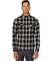 The Kooples - Classic Collar Button Down Shirt in A Check Print