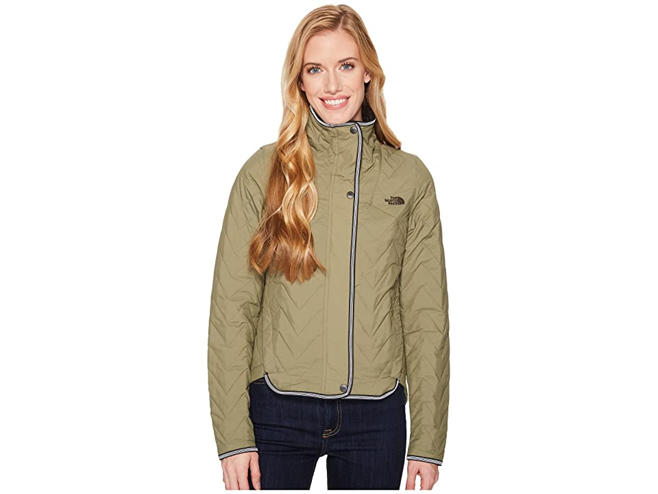 The North Face Westborough Insulated Jacket (Deep Lichen Green) Women