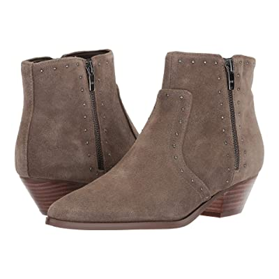 Marc Fisher Wanida (Olive/Taupe Suede) Women