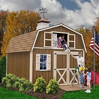 Best Barns Millcreek 12' X 20' Wood Shed Kit