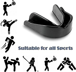 Protector bucal – Protector bucal para boxeo, rugby, MMA, Muay Thai, hockey, karate, artes marciales, unisex para adultos