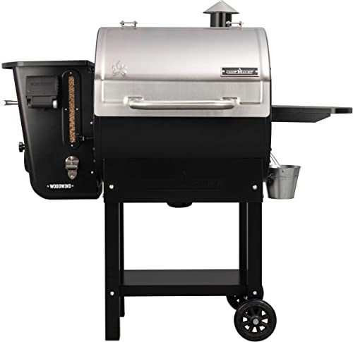 Camp-Chef-24-in.-WIFI-Woodwind-Pellet-Grill-&-Smoker