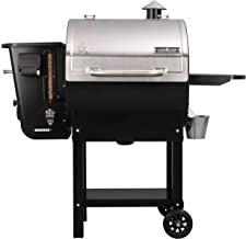 Camp Chef 24 in. WiFi Wodwind Pellet Grill & Smoker - WiFi & Bluetooth Connectivity